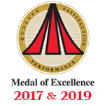 Bryant Medal of Excellence 2019