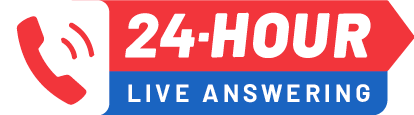 24-Hour Live Answering